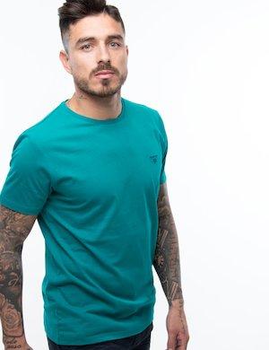 T-shirt Gant con ricamo
