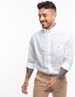 Camicia Gant classica in cotone