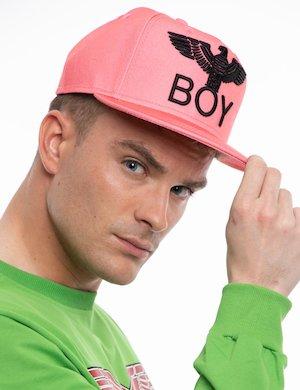 Cappello Boy London con visiera