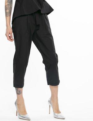 Pantalone Vougue 3/4 con risvolto