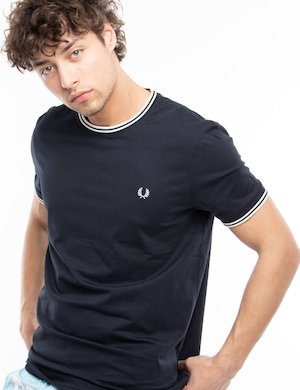 T-shirt Fred Perry manica corta