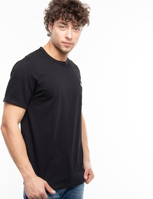 T-shirt Fred Perry tinta unita
