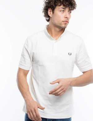 Polo Fred Perry tinta unita