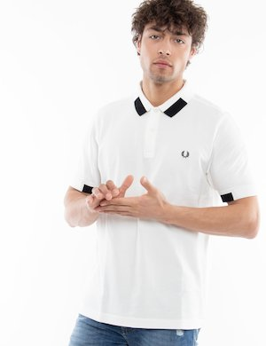 Polo Fred Perry manica corta