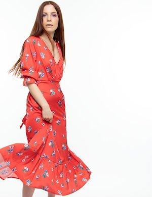 Vestito Fracomina lungo a fiori