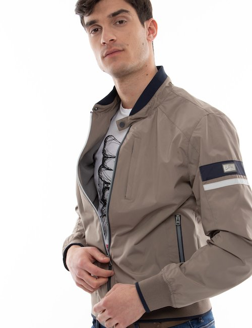 Giacca  Yes Zee bomber - Nocciola
