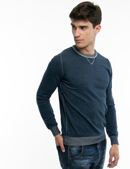 Pullover Fifty Four vintage - Blue_Pearl