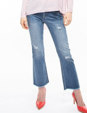 Jeans Yes Zee distressed