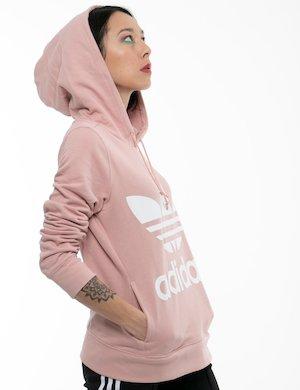 Felpa Adidas con maxi logo