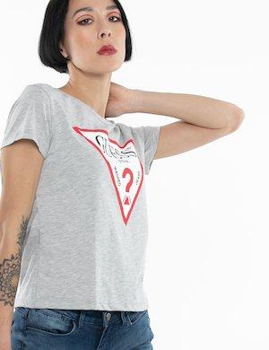 T-shirt Guess maxi logo