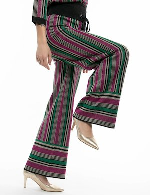 Pantalone TOY G a righe