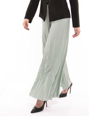 Pantalone Vougue plissettato