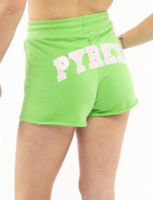 Shorts Pyrex con logo