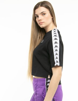 T-shirt Kappa crop