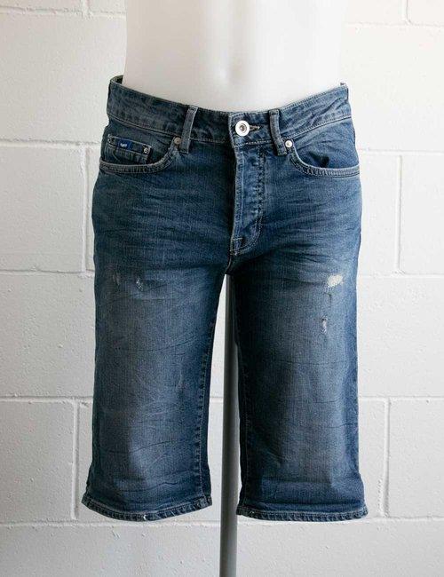 Bermuda Gas lungo - Jeans