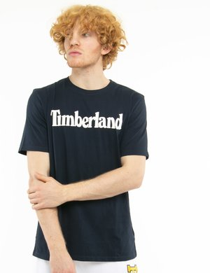 T-shirt Timberland con logo stampato