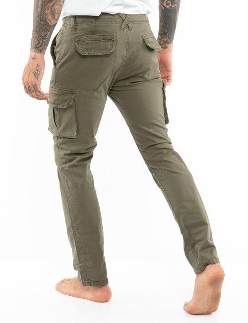 Pantalone AFF con tasconi - Verde