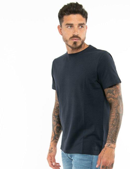 T-shirt AFF in cotone - Blu