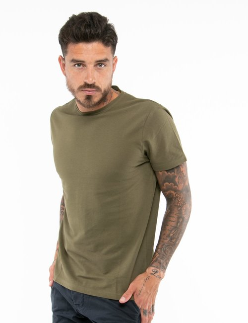 T-shirt AFF in cotone - Verde