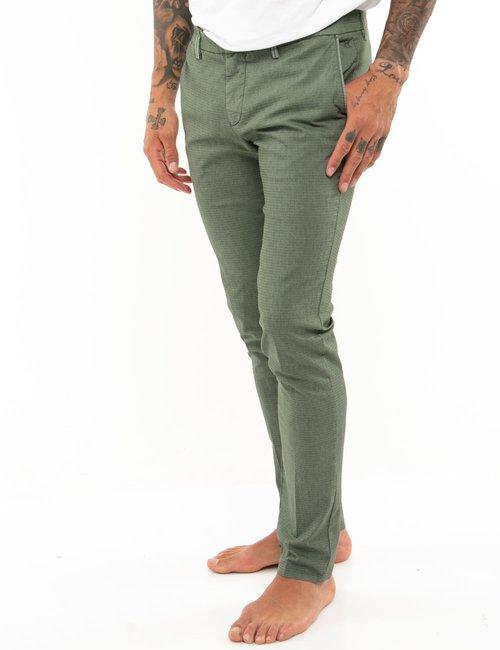 Pantalone Dimattia super aderente - Verde