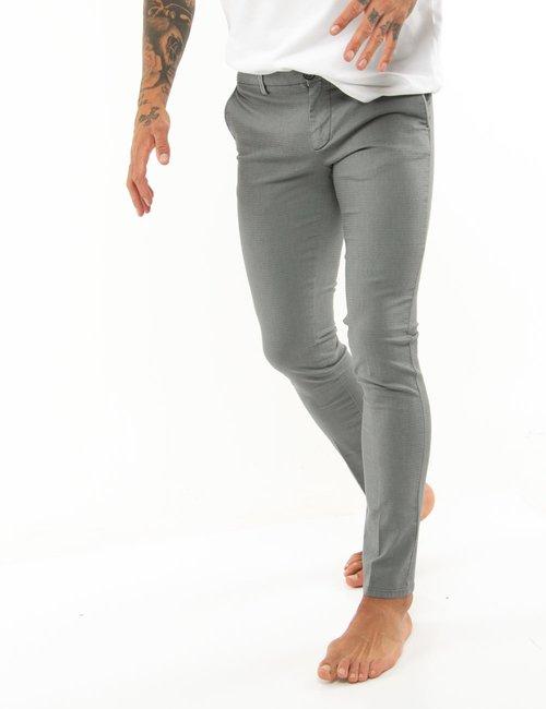 Pantalone Dimattia super aderente - Grigio