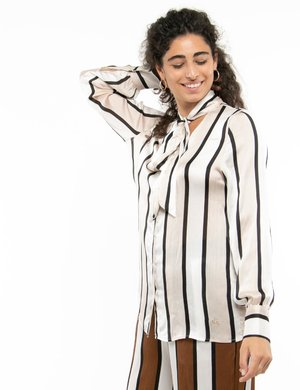 Camicia Yes Zee a righe