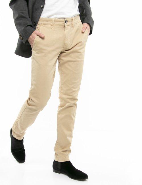 Pantalone Pepe Jeans slim - Beige