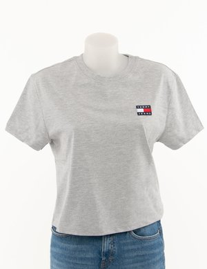 T-shirt Tommy Hilfiger con logo a lato