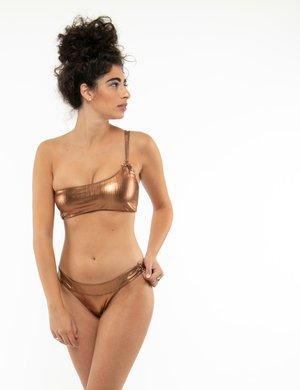Costume F**k bikini effetto bronzo