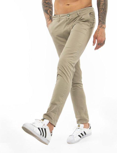 Pantalone Asquani elegante - Marrone