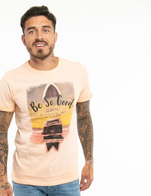 T-shirt Jacob Smith con stampa