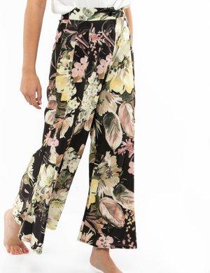 Pantalone Vougue floreale