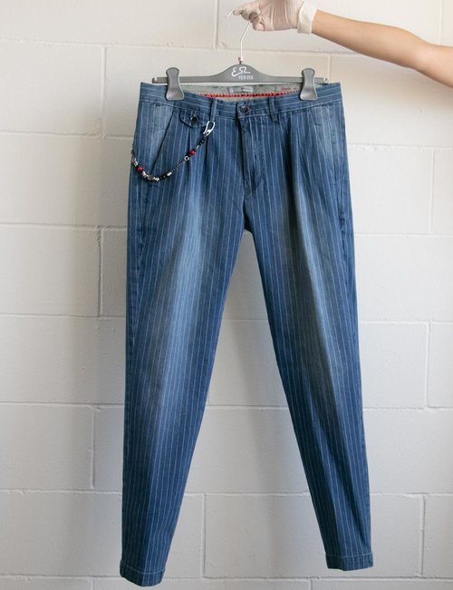 Jeans yes Zee a righe - Jeans
