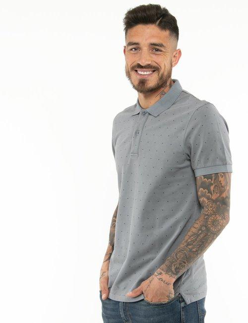 T-shirt Dimattia fantasia - Grigio