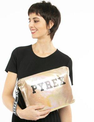 Pochette Pyrex effetto metallizzato