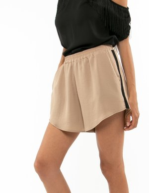 Shorts Vougue elasticizzati in vita