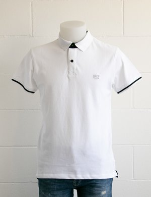 Polo Yes Zee con logo ricamato