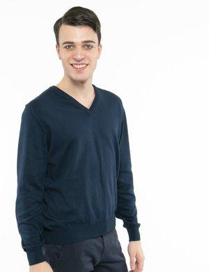 Pullover Nick Logan scollo a V