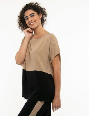 T-shirt Vougue bicolor
