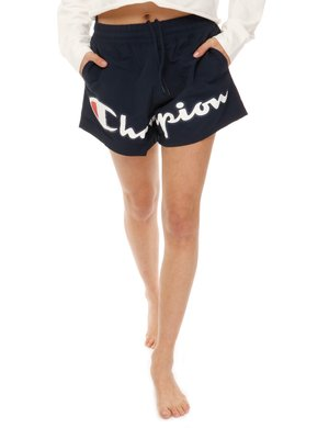 Shorts Champion con logo