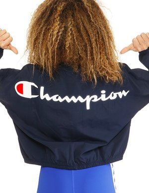 Felpa Champion effetto impermeabile