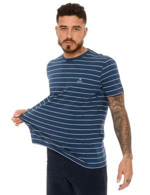 T-shirt Gant a righe