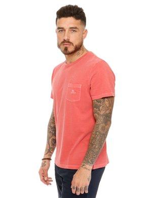 T-shirt Gant con taschino