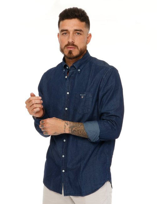 Camicia Gant in jeans - Jeans