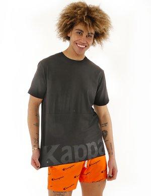 T-shirt Kappa con stampa inferiore