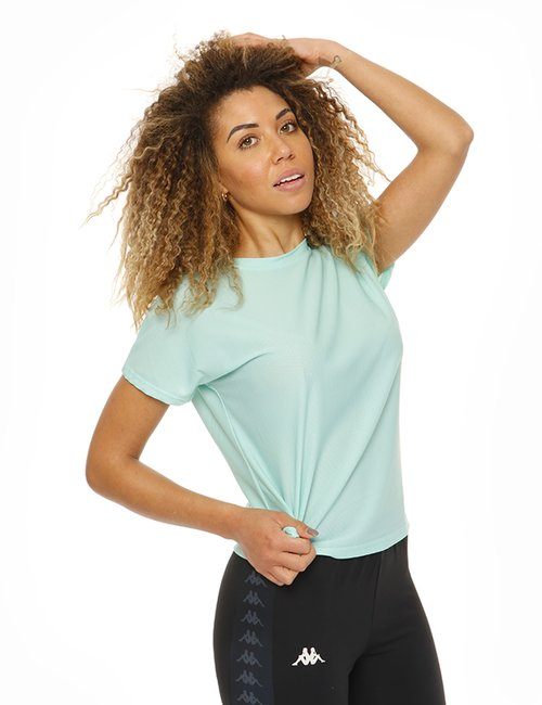 T-shirt Kappa leggera - Azzurro