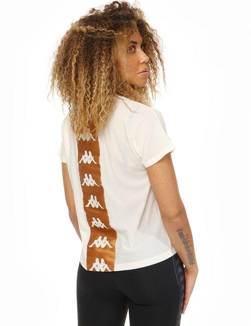T-shirt Kappa leggera - Bianco