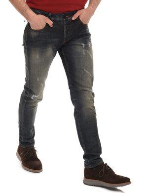 Jeans Emporio Armani tasca con zip