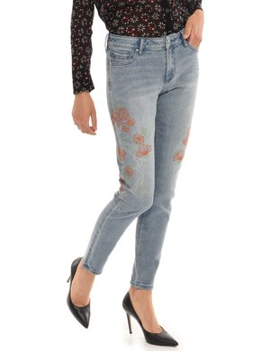 Jeans Armani Exchange ricamato