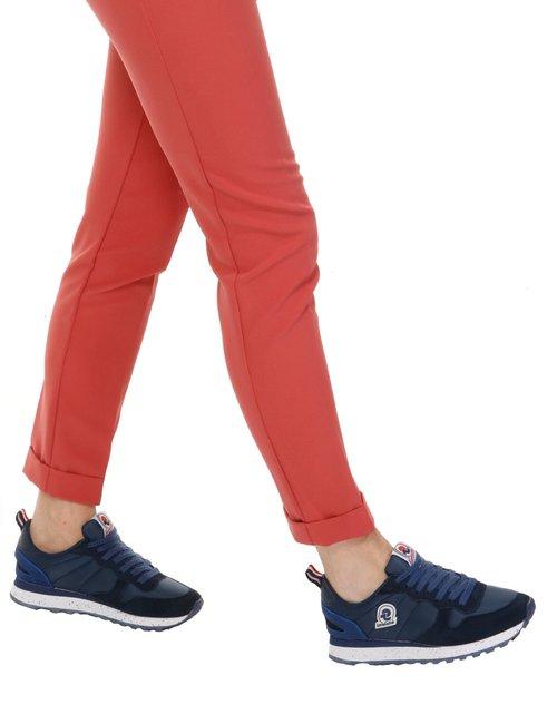 Sneaker Invicta stringata - Blu